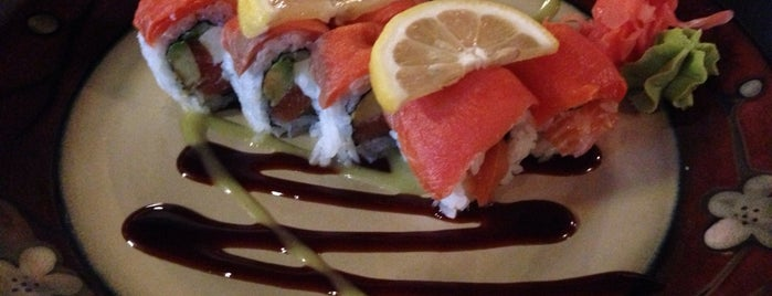 Yo Sushi is one of Burnaby Eats.
