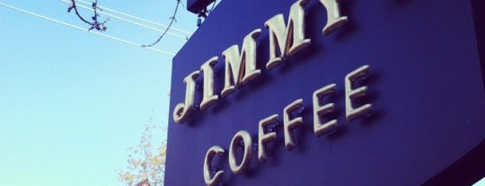 Jimmy's Coffee is one of This little Tee-Oh. Toronto #4sqCities.