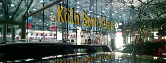 Cologne/Bonn Airport Konrad Adenauer (CGN) is one of Airports.