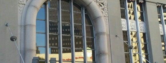 Newark Penn Station is one of Follow @yosoyfresko @buildinvibe on twitter.