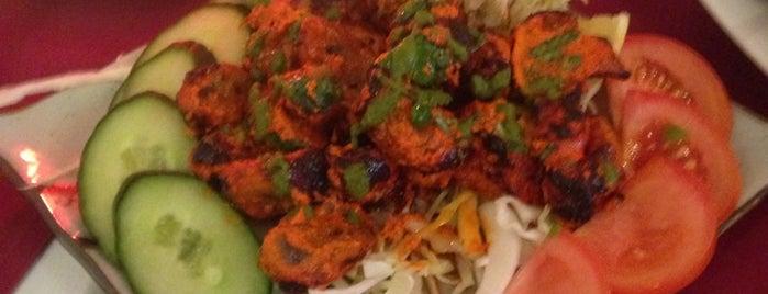 Tandoori Nights is one of ресторации.