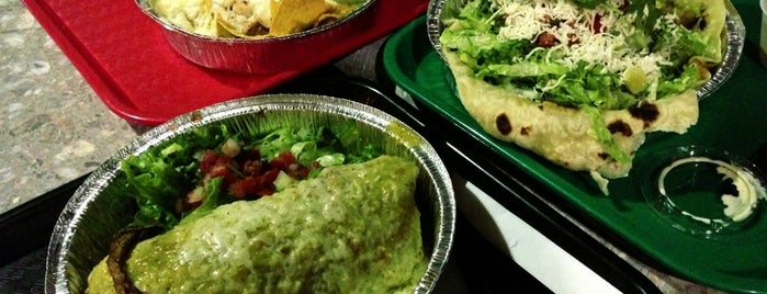Cafe Rio is one of Food To-Do List.