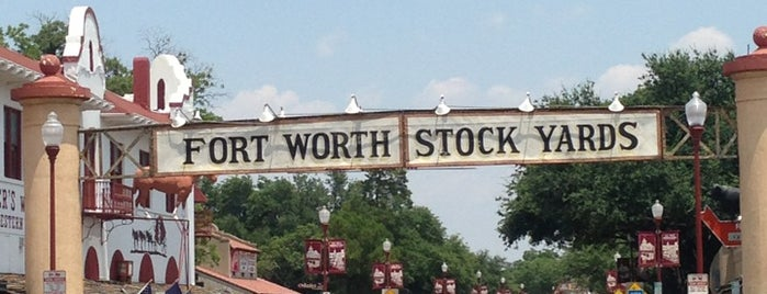 Fort Worth Stockyards National Historic District is one of Dallas Outings.