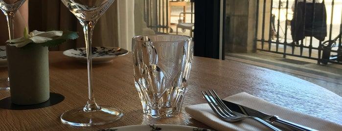 Restaurant du Palais Royal is one of Paris.