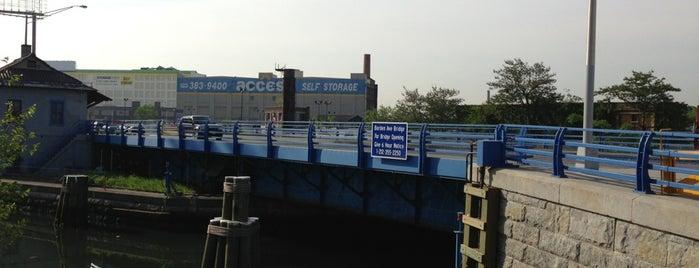 Borden Bridge is one of NYC Dept of Transportation Bridges.