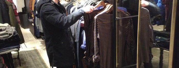 Scotch & Soda is one of Shopping loves Antwerp.