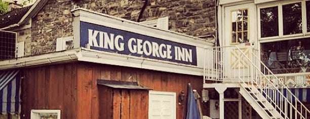 King George Inn is one of Dining Tips at Restaurant.com Philly Restaurants.