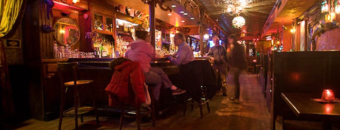 Freddy's Bar is one of Foodie Heaven.