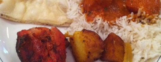 Mughal Garden is one of Food near UB.