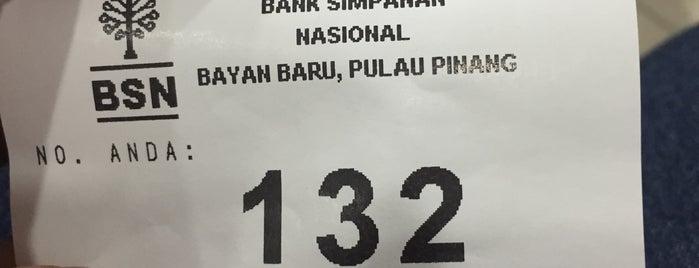 Bank Simpanan Nasional (BSN) is one of jane.