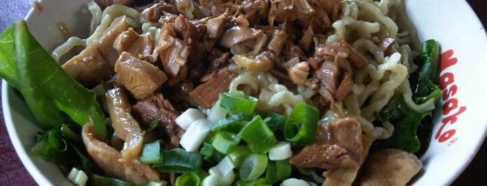 Bakmi Agoan Kartini is one of Favorite Food.