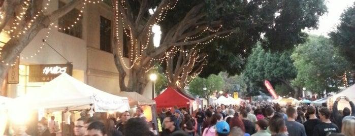 San Luis Obispo Farmers' Market is one of interesting spots in San Luis Obispo, CA.