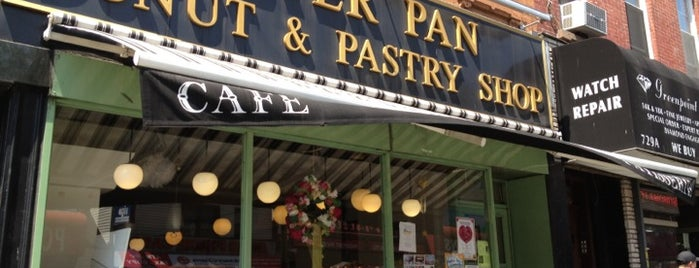 Peter Pan Donut & Pastry Shop is one of The Best Doughnuts in NY.