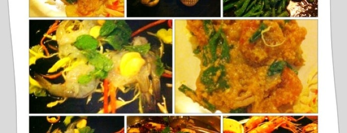 Andaman Seafood is one of Favorite Food.
