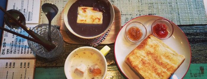 연남살롱 is one of Coffee&desserts.