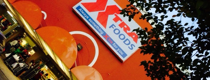 Xtra Foods Supermarket is one of GURU SNACKS OUTLETS.