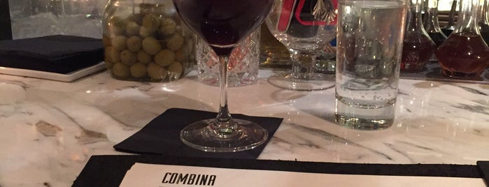 Combina is one of manhattan restaurants.