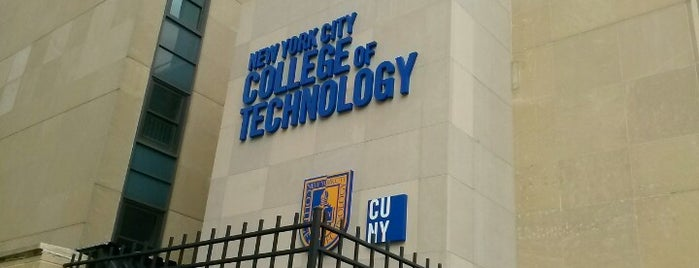 New York City College of Technology is one of NYC Hurricane Evacuation Centers.