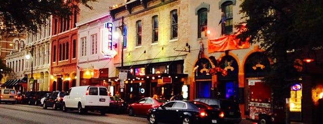 Iron Cactus Mexican Grill & Margarita Bar is one of Clubs, Pubs & Nightlife in ATX.