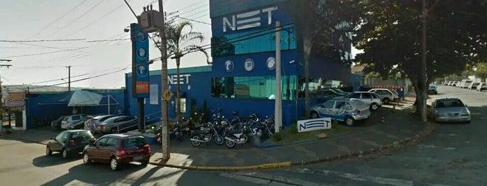 NET Americana Paulista - Claro S/A is one of Reh.