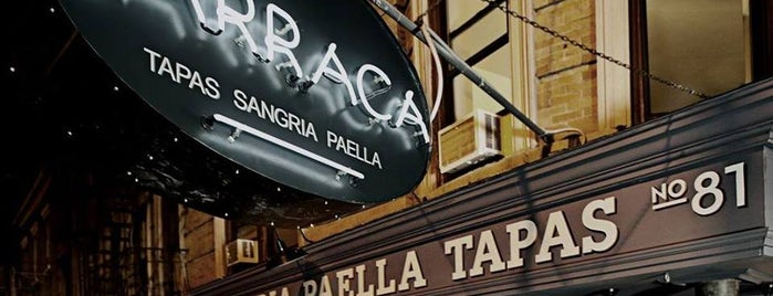 Barraca is one of 40 Affordable First Date Restaurants in NYC.