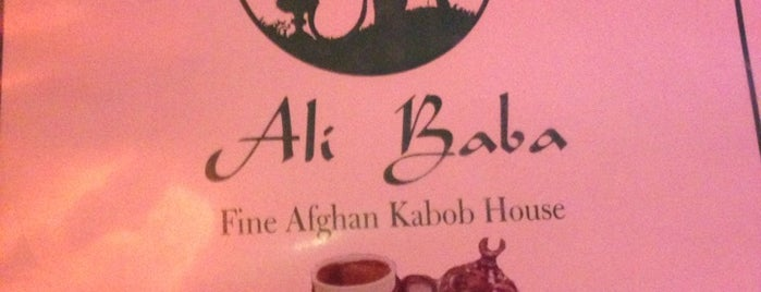 Ali Baba Kebab House is one of Halal Dining.