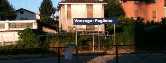 Stazione Vanzago - Pogliano is one of Linee S e Passante Ferroviario di Milano.