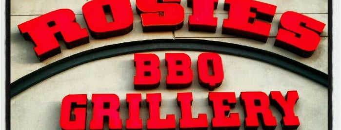 Rosie's BBQ is one of Restaurant.com Dining Tips in Los Angeles.