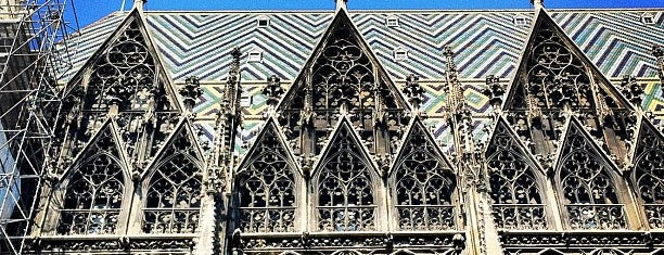 Stephansdom | St. Stephen's Cathedral is one of 36 hours in...Vienna.