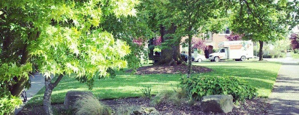 Stevens Place is one of Seattle's 400+ Parks [Part 1].