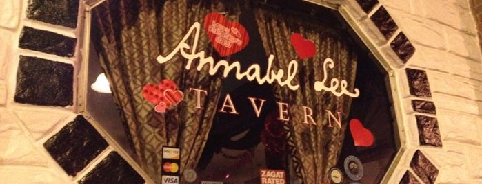 Annabel Lee Tavern is one of Baltimore's Best Beer - 2012.