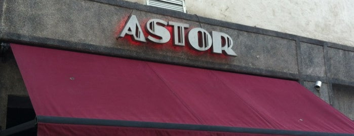 Bar Astor is one of Restaurantes.