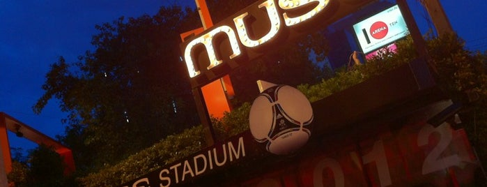 Muse (มิวส์) is one of All Bars & Clubs: TalkBangkok.com.