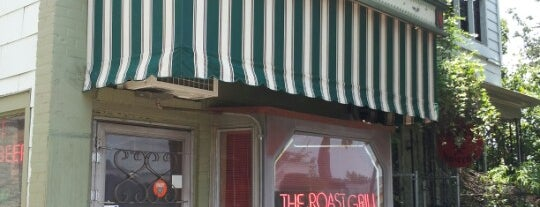 The Roast Grill is one of Places to try.