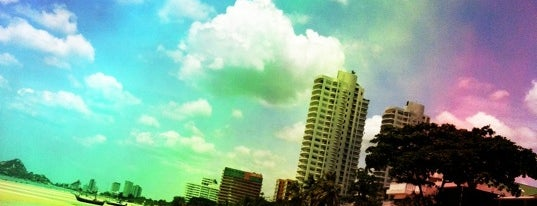 Hua Hin Beach is one of My TripS :).
