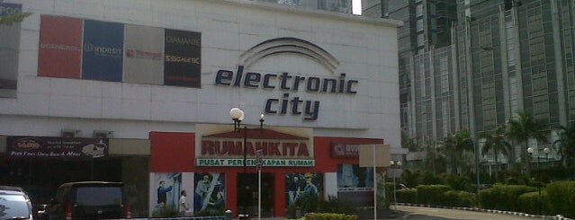 Electronic City is one of Jobs Badge [RETIRED].