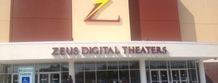 Zeus Digital Theater is one of Awesomesauce.
