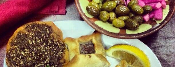 Hayat's Kitchen is one of Chris' LA To-Dine List.