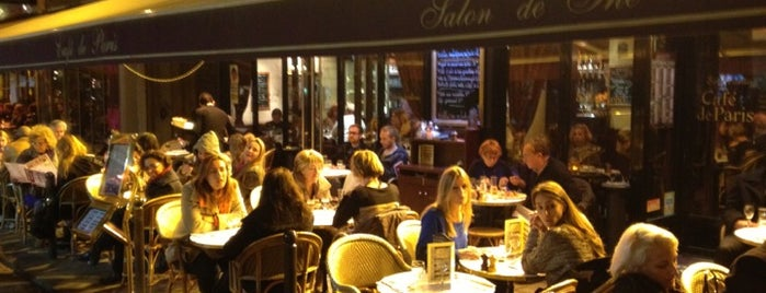 Top Place For Drinks And Food In Latin Quarter Paris