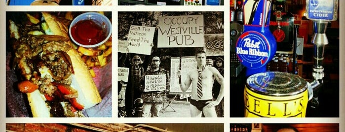 Westville Pub is one of 10 Years in Asheville.
