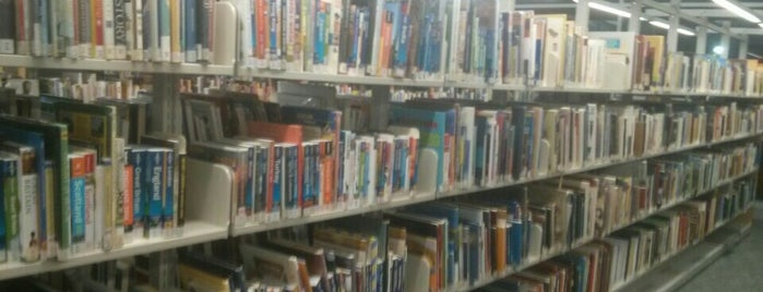 Bassendean Library is one of Free WiFi!.