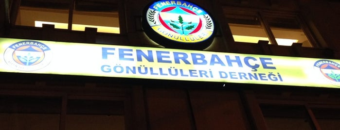 Fenerbahçe Gönüllüleri Derneği is one of A local's guide: 48 hours in Istanbul, Türkiye.