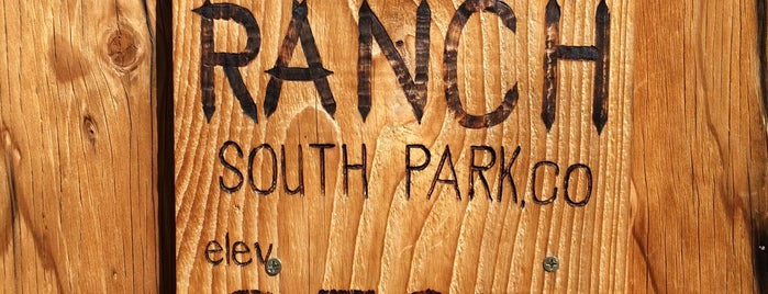 Platte Ranch Riding Stables is one of Colorado Tourism.