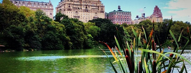 Central Park – The Lake is one of Must-visit Great Outdoors in New York.