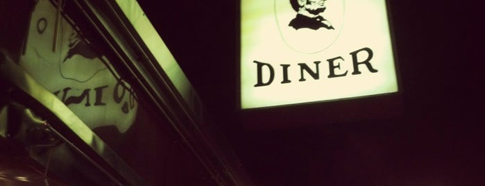 Lincoln Diner is one of Penn List.