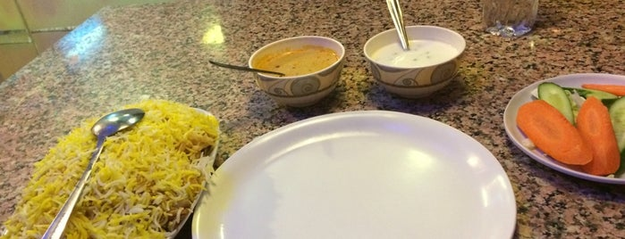 Marwah Restaurant is one of Eat outs.