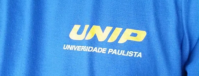 Universidade Paulista (UNIP) is one of CAMPINAS.