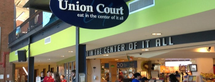 Union Court is one of Retail & Campus Markets.