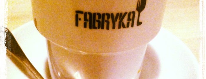 Fabryka Bistro na dePTAKU is one of Coffee to drink in CNW Europe.