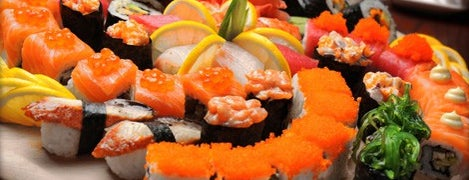 vespa club is one of Sushi Love.